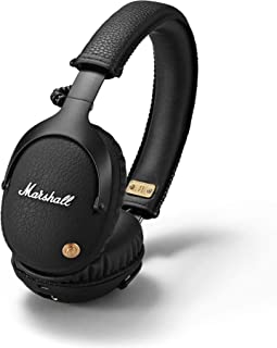 Marshall Monitor 耳机 黑色