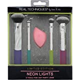 Real Techniques Neon Lights化妆刷礼品套装