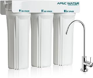 Apec wfs-1000 超容量优质三级水槽下滤水系统