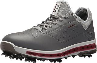 ECCO 爱步 男式 Cool 18 Gore-Tex 高尔夫鞋