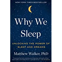 Why We Sleep: Unlocking the Power of Sleep and Dreams(封面随机)