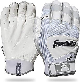 Franklin 运动 MLB X-Vent 专业击球手套(一对)
