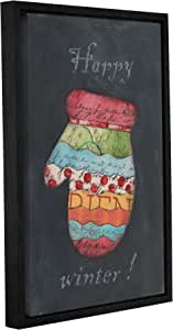 "Tremont Hill Courtney Prahl ""Winter Fun II""画廊装裱地板画框油画 12X18"" 2pra037a1218f"