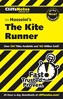 CliffsNotes on Hosseini's The Kite Runner (English Edition)