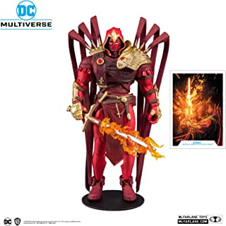 McFarlane Toys DC Multiverse Azrael:蝙蝠侠诅咒白骑士#1(漫画 2019)