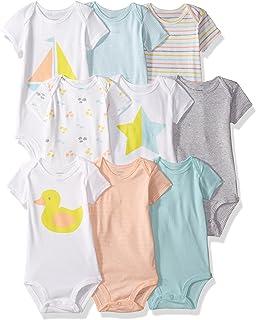 Carter ' s 婴儿婴幼儿9-pack 伴我成长连身衣套装