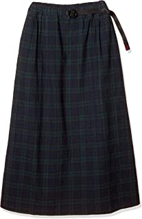 Grammach 女式长裙 LINEN COTTON LONG FLARE SKIRT