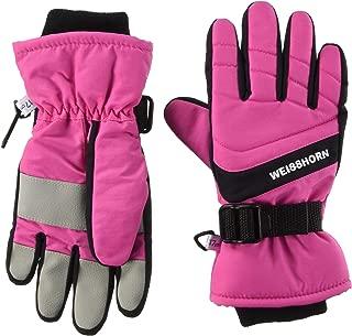 TAKIHIO 防水防风防水内衬 保暖手套 333560932 儿童 替换粉色 日本 6-7 (日本サイズ120 相当)