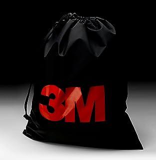 3M 17338 可重复使用的尼龙*器储物袋 FF-400-25,黑色