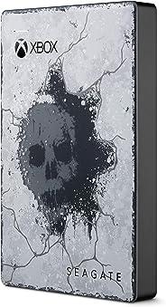 Seagate 希捷 GameDrive 适用于 Xbox - 限量版 战争 5