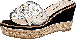 Grand Fleur 闪发光的铆钉 凉鞋 WA495 女款