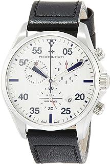 [HAMILTON]HAMILTON 手表 卡其 飞行员计时器 石英 H76712751 男士 【正规进口商品】