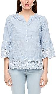 s.Oliver 女式宽松衬衫