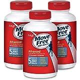Move Free  益节葡萄糖胺和软骨素+ msm和d3关节维生素片 move free(1瓶120粒),3瓶, 360粒