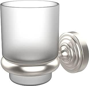 Allied Brass Waverly Place 壁挂式杯架 亮灰色(Satin Nickel) 013895300032