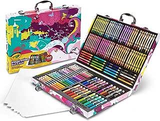 Crayola 繪兒樂 靈感藝術繪畫套裝 粉色