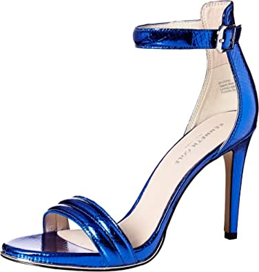 Kenneth Cole New York 女式 Brooke Stilleto Heel 正装凉鞋