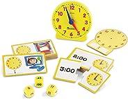 Learning Resources时间游戏系列益智儿童41片 (适合5岁以上)