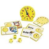 Learning Resources時間游戲系列益智兒童41片 (適合5歲以上)