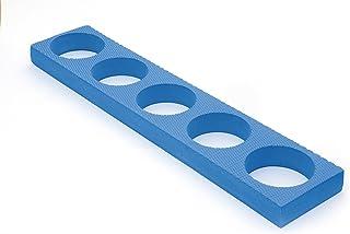 Sissel Pilates Roller Centre, blue