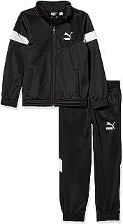 PUMA 彪马 男孩运动夹克和慢跑裤套装