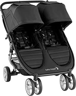 Baby Jogger City Mini 2雙人手推車 Jet