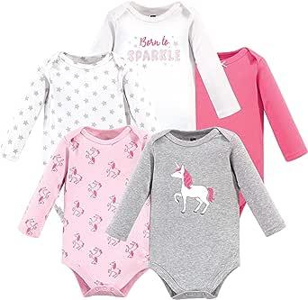 Hudson Baby 中性款3件装长袖紧身衣