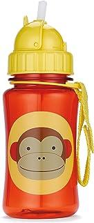 美国Skip Hop 可爱动物园水杯350毫升-猴子SH252303
