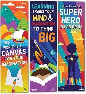 Sproutbrite 教室装饰 - 海报和横幅 - 公告板和墙壁装饰适用于学前、小学和初中