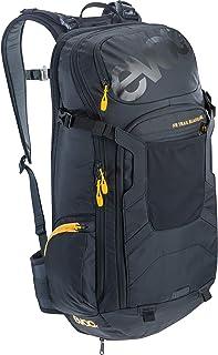 evoc FR TRAIL blackline 20L–背包适用于骑行带背面保护20升