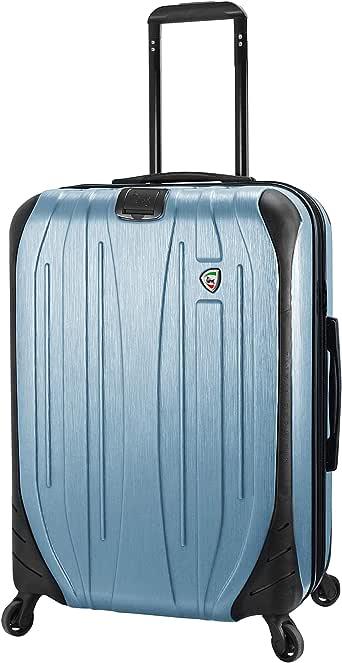 Mia Toro Italy Ferro 硬侧 73.66 厘米行李箱,石灰色