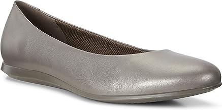 ECCO 愛步 女式 Touch 2.0 芭蕾鞋 平底鞋