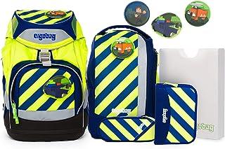 Ergobag 包 书包 小学 新款 7-TLG。 35 厘米 霓虹黄 35 cm