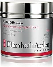 Elizabeth Arden 精纯渗透系列温和保湿晚霜,适合干燥皮肤,1.7 液盎司
