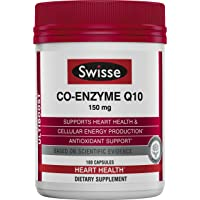 Swisse Ultiboost CoQ10 辅酶Q10 | 抗氧化剂| 150毫克,180片
