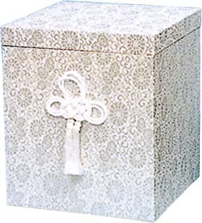 Escoo 骨箱 隐形盒 银 6寸用