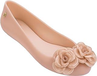 Melissa Space Love Flower 女士芭蕾平底鞋