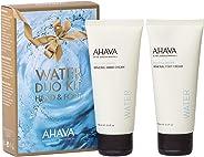 AHAVA 死海水矿物护手霜 100 毫升天然皮肤