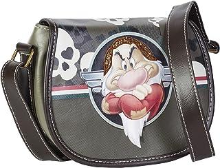 Karactermania Seven Dwarfs Skull-松饼肩(小号)邮差包,21 厘米,*
