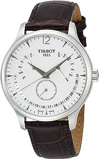 Tissot Large Dialled Tissot T-Classic 带飞背永久日历并发