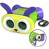 Little Experimenter 儿童双筒望远镜 – 儿童双筒望远镜 – 轻便耐用