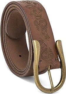 Timberland 女式牛仔服休闲皮带