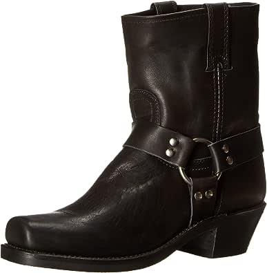 FRYE Harness 8R 女靴 黑色-77455 5.5 M US
