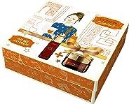 L'Oréal Paris 巴黎欧莱雅 富含滋养礼品套装 适合非常干燥的皮肤,Age Perfect 麦卢卡蜂蜜精华和日霜 适合*保湿(1 x 576 克)