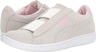 PUMA Womens Vikky Slip Whisper White/Prism Pink 8 B(M) US