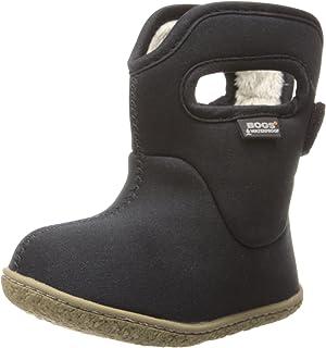 Bogs Baby Bogs 防水保暖幼儿/儿童雨靴 适合男孩和女孩
