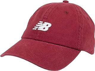 New Balance 6 片式弧形帽檐经典帽子