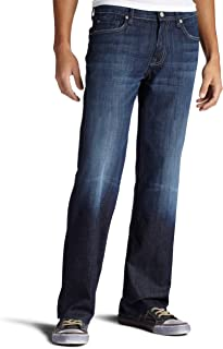 7 For All Mankind Men's Austyn Relaxed Jean in Los Angeles Dark