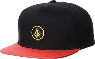 VOLCOM 男式全石 flexfit stretch 帽子