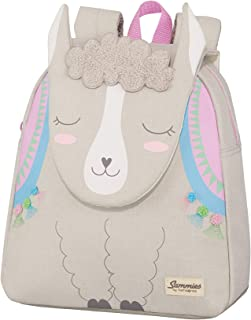 Samsonite 新秀丽 Happy Sammies – 儿童背包 Grau (Alpaca Aubrie) S